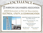 Excellence | American Galvanizers Association